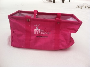 """Cruelty Free Consumer Emergency Animal Rescue Kit"""